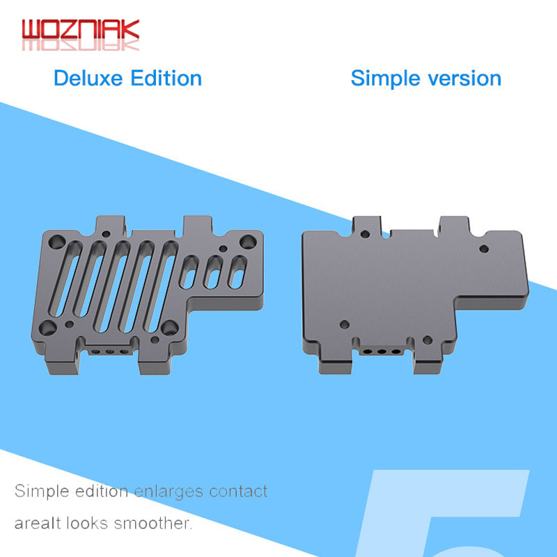 Image 4 - WOZNIAK QIANLI iSocket for iPhone x xs / xs max motherboard test fixture For IPHONEX double deck motherboard Function Tester-in Power Tool Sets from Tools