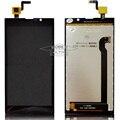 Черный Для Cubot P11 Сенсорный жк-Экран Digitizer + LCD Дисплей Тяга для cubot p11 жк-смартфон