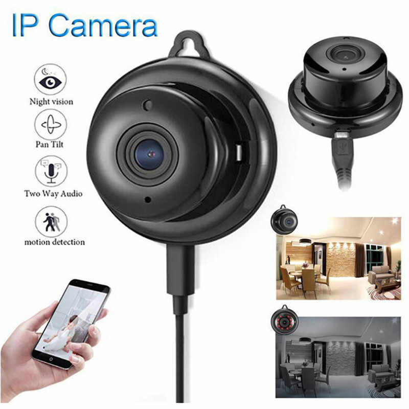 1080P Mini Wireless WIFI IP Camera Multifunction HD Smart Home Security Household Surveilliance Camera Night Vision