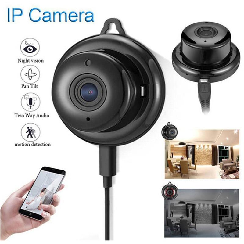 1080P Mini Wireless WIFI IP Camera Multifunction HD Smart Home Security Household Surveilliance Camera Night Vision