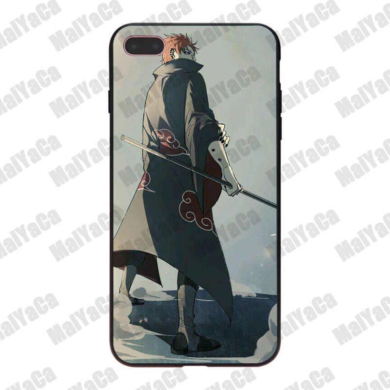 MaiYaCa Đau Hokage Naruto Kakashi shippuden rinnegan Trường Hợp Điện Thoại cho iPhone 8 7 6 6 s Cộng Với XS X XR XSMax 10 5 5 s SE Coque Vỏ