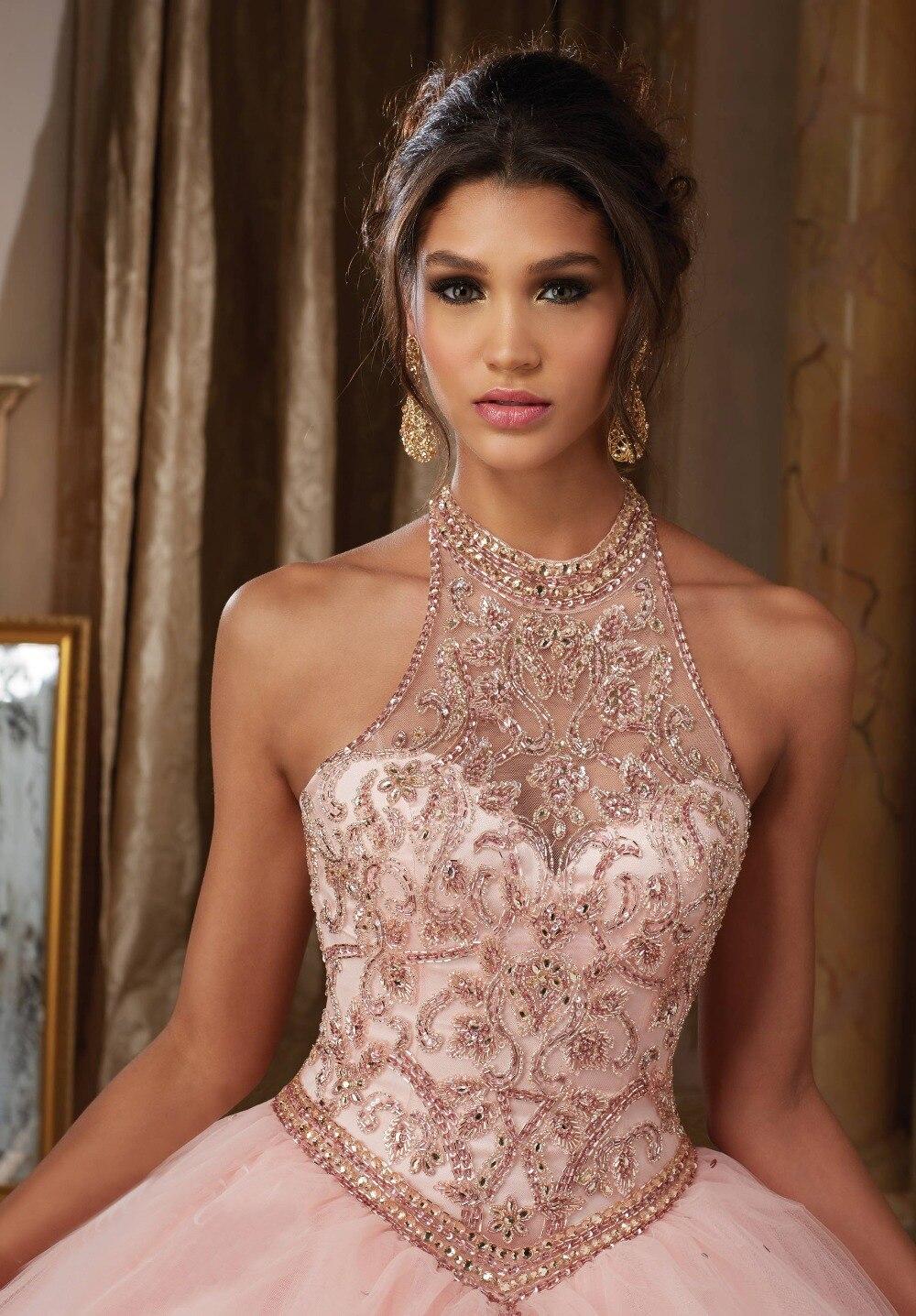 6b2abc78a Cheap Lilac Quinceanera Dresses Beaded Tulle vestidos de quinceaneras cortos  2016 Ball Gowns Prom Dress Sweet 16 Dresses-in Quinceanera Dresses from ...