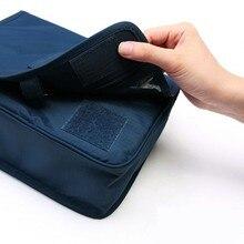 Women Travel Portable Cosmetics Organizer Men Bath Waterproof Bags