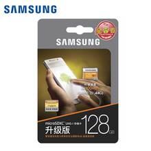 карта памяти Samsung Micro SD карты памяти 128 ГБ 64 ГБ 32 ГБ EVO Class10 TF Flash картао де memoria SD карты SDXC UHS-1 для умных мобильных телефонов micro sd