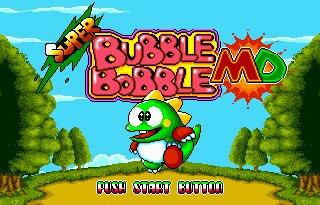 Super Bubble 16 Bit Game Card For Sega Mega Drive & Sega Genesis