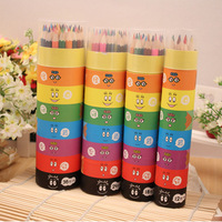 Geheime Tuin kleurpotloden coloring potloden 12 18 24 36 48 kleur wateroplosbare kleurpotlood creatieve briefpapier fabriek