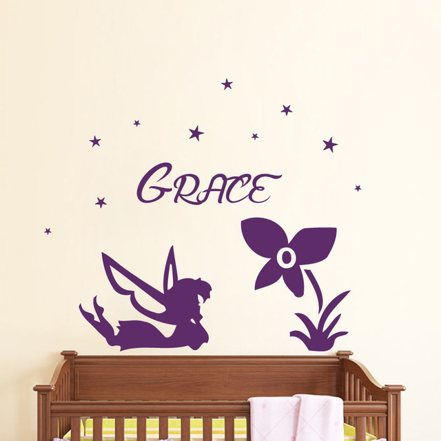 Flower Fairy Bedroom Decor   Decoration For Home