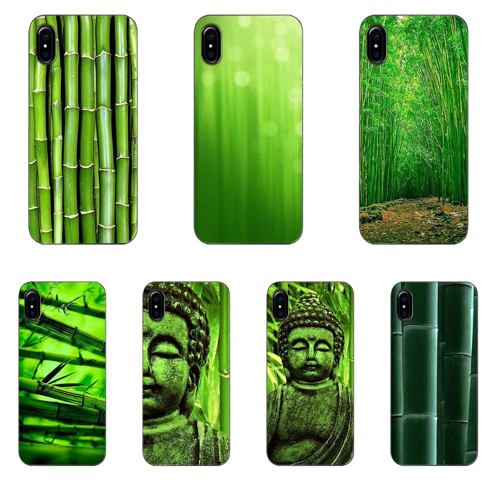 Phone Bags & Cases Sweet-Tempered Tpwxnx Diy Luxury Protector Phone Case For Lg G2 G3 Mini Spirit G4 G5 G6 K4 K7 K8 K10 2017 V10 V20 V30 Green Bamboo Nature Style Elegant And Graceful Half-wrapped Case