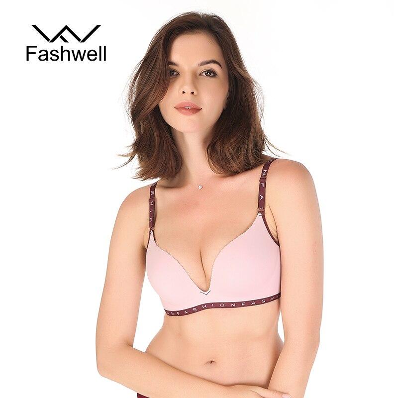New fashion Women Bras Adjustable Brassiere Seamless Lingerie Sexy Push Up Bra For Women Underwear Bra