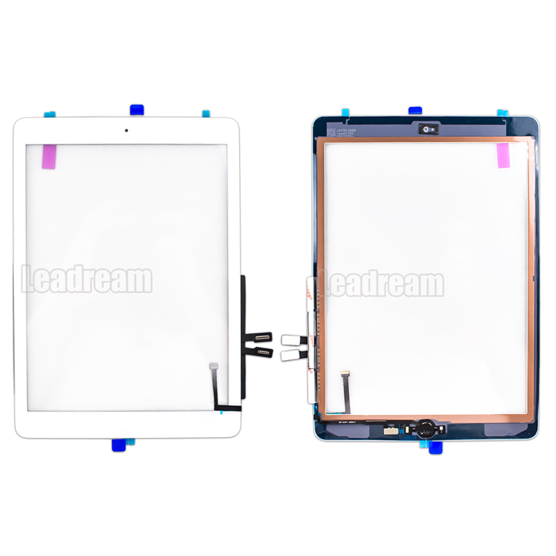 10pcs DHL Top Quality Touch Screen Digitizer For iPad 6 6th Generation 9 7 inch 2018