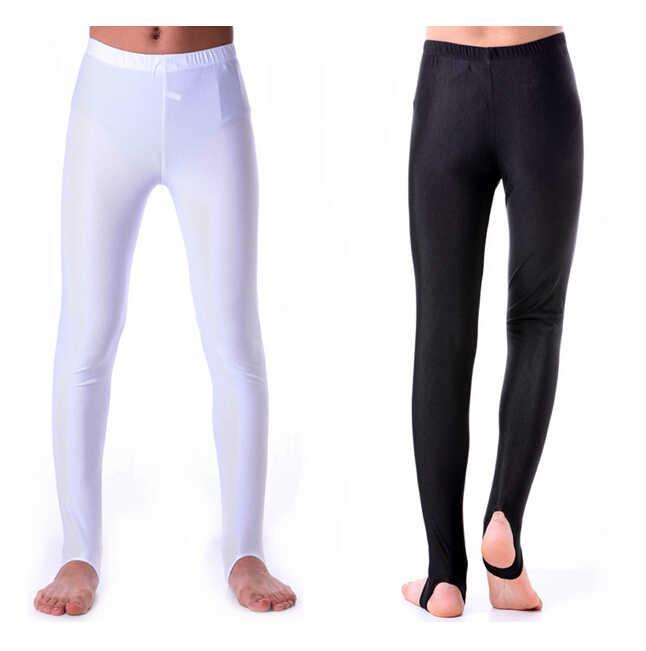 5a2481b7d106b 3-16Y Children Ballet Practice Dance Pants Girls Gymnastic Fitness Pants  Kids Bodybuilding Legging Pants