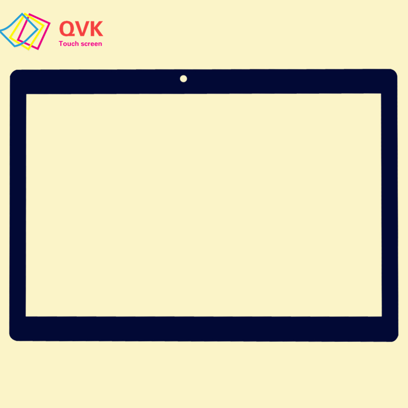 New Black 10.1 Inch For POSITIVO BGH Y1000 Y1010 Capacitive Touch Screen Panel Repair Replacement Spare Parts