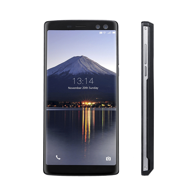 DOOGEE BL12000 grande batterie 12000 mAh Android 7.0 4GB32GB 6.0 pouces 18:9 FHD + 16MP 4 caméra celulaire Octa core smartphone
