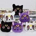 7 cm Brinquedos de Pelúcia Do Bebê mini Sailor Moon Crianças dos miúdos Macio Brinquedo De Pelúcia Mochila Boneca pendurada presente juguetes bebes pará jouet
