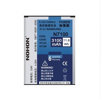 Nohon Brand New Battery EB595675LU For Samsung Galaxy Note2 Note 2 N7100 N7105 E250S E250L E250K