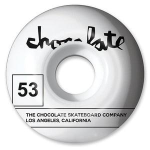 Image 5 - Скейтборд с рисунком шоколада, колеса для скейтборда, 51/52/53/54/55 мм, четыре колеса для скейтбординга