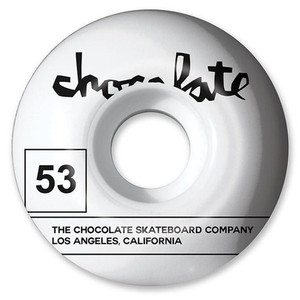 Image 5 - USA BRAND Chocolate Graphics Skateboard Wheels 51/52/53/54/55mm PU Skate Wheels Street Road Four Wheels Skateboarding