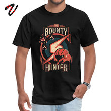 Short Justin Bieber T Shirt O Neck Knights Templar Man T-shirts The Bounty Hunter Returns Custom Tops Tees Ajax New Fashion