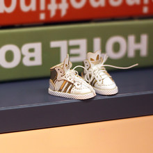 1 Pairs High Quality Blyth Sport Shoes Doll's High Tops Skater Shoes for Blyth, JB, Azone, Momoko, Lati Joint 1/6 Dolls(China)