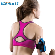 Womail Sexy Women Sport Gym Yoga Workout Bra Running Padded Fitness Tops Vest Jun24