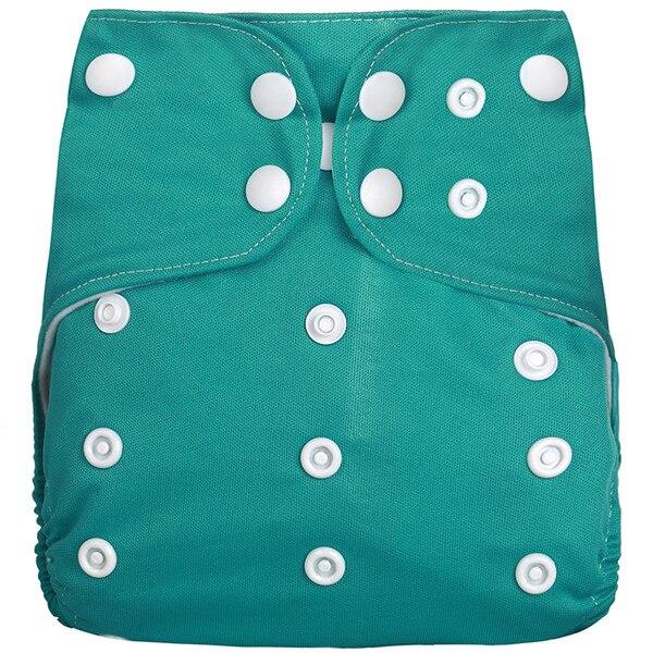 [Simfamily] Новые детские тканевые подгузники, регулируемые подгузники для мальчиков и девочек, Моющиеся Водонепроницаемые Многоразовые подгузники для новорожденных - Цвет: NO8
