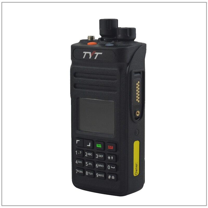 New Radio Original TYT MD398/MD-398 DMR Digital Handheld Two way radio/walkie talkie IP67 10Watts 400-470MHZ Mototrbo Tier I