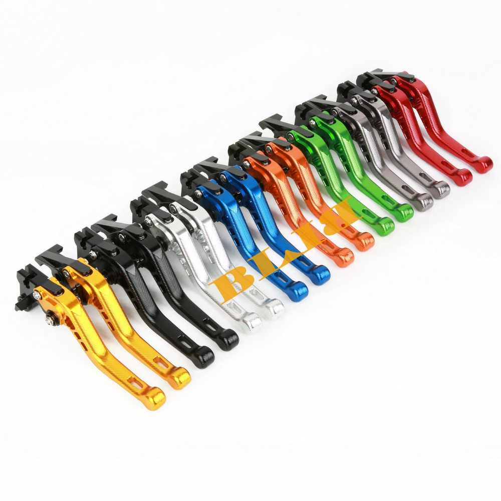Для Ducati HYPERMOTARD 939 821 SP скремблер Кафе Racer CNC мотоцикл складной и удлиняющий/3D короткие горячие продажи сцепления тормозные рычаги