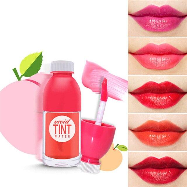 נוזל שפתון קרם לחות קטיפה מאט שפתון קוסמטי יופי איפור maquiagem מט שפתון #7520