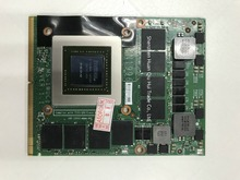 Original FOR MSI Gt70 Ms-1763 GT60 MS-16F4 MS-1762 MS-16F3 Gtx880m Laptop Video Card P/n Ms-1w0c1 Fully tested original ms 16j31 for msi gp62 gp72 laptop motherboard ms 16j3 fully tested