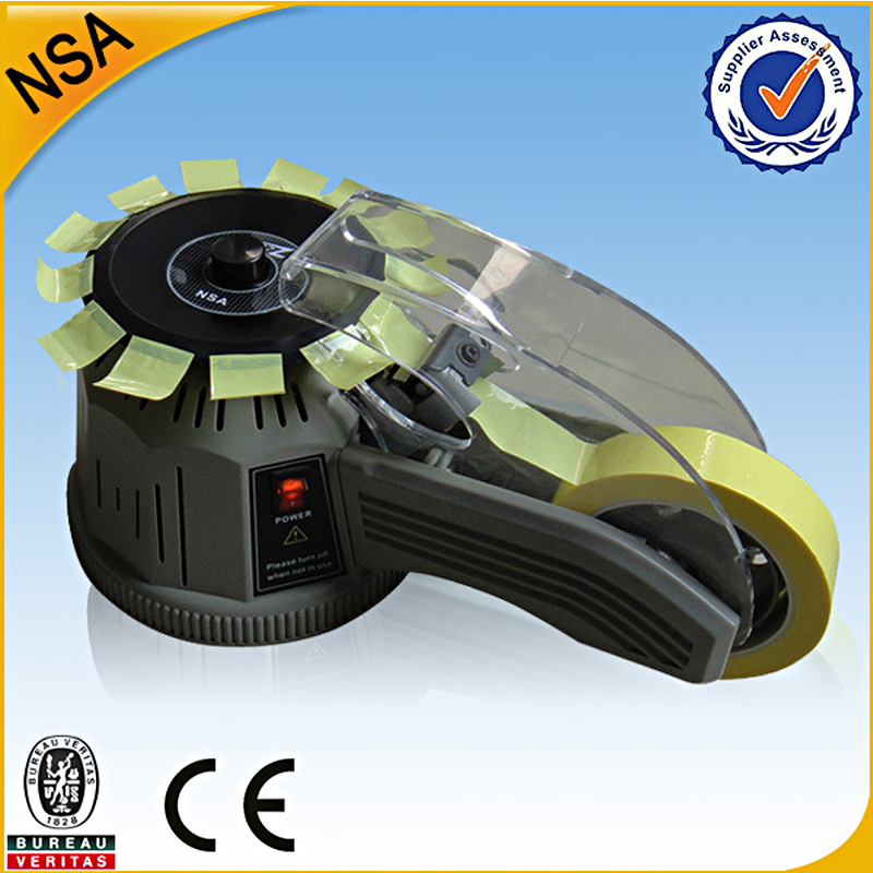 110V/220V EU/US PLUG High quality NSA brand the real thing Automatic tape dispenser ZCUT-2/CE Certificate only the right thing