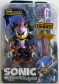 SONIC the Hedgehog BLACK KNIGHT Excalibur Sonic figure NEW in box