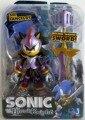 SONIC the Hedgehog CABALLERO NEGRO Excalibur Sonic figura NUEVO en caja