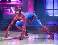 2015 NEW Adult Spiderman Costume Child Superhero Cosplay Halloween Costumes Lycra Spider Man Spider Man Suit