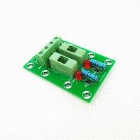 Fusible módulo, 2 Posición fusible montaje en panel Módulo de distribución de energía junta.