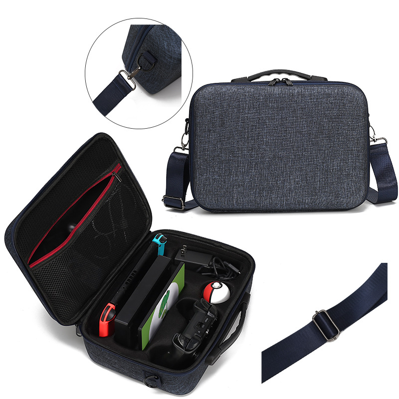 Classic Nintend Switch Bag Case Nintendos Switch NS Console Handle Carrying Hard EVA Portable Storage Bags Game Accessories