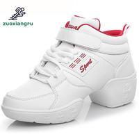 New Soft Outsole Breath   Dance     Shoes   Women Sports Feature   Dance   Sneakers Jazz Hip Hop   Shoes   Women Dancing   Shoe   Ladies   Shoes