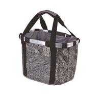Foldable Basket Bicycle Knapsack Aluminum Alloy Frame Carrier Bike Front Bag Pet Pouch Outdoor Rucksack
