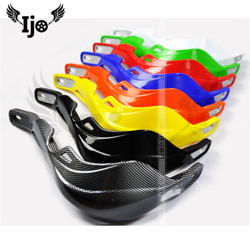 motorcycle many colour hand guard falling protector windproof handguard High-quality Plastic universal 22MM 28MMmotorcycle many colour hand guard falling protector windproof handguard High-quality Plastic universal 22MM 28MM