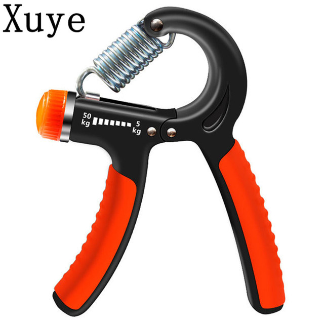5-50 Kg Expander Wrist Forearm Strength Training Adjustable Heavy Grips Hand Gripper Gym Fitness Training Portable Hand Grip
