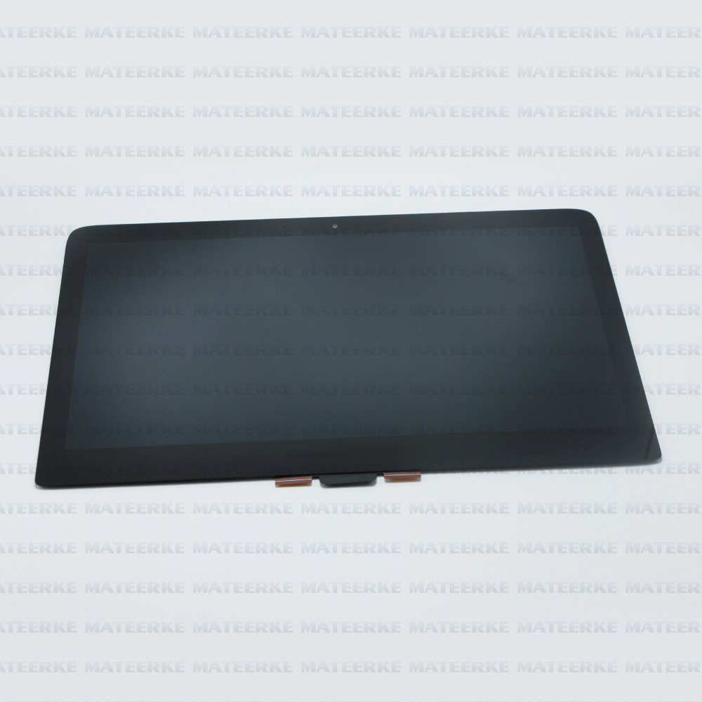 New For HP Pavilion 13-S100 X360 Convertible Laptop Touch Lcd Screen  Assembly Display 1366X768,Free Shipping