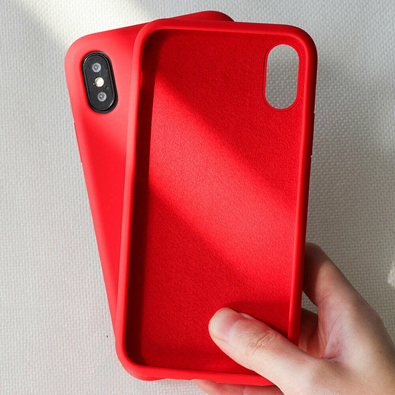 Apple iPhone Case 11 Soft Silicone Back Cover