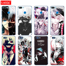 Tokyo Ghoul Silicone Phone Case for Huawei Honor 10 V10 3c 4C 5c 5x 4A 6A 6C pro 6X 7X 6 7 8 9 LITE