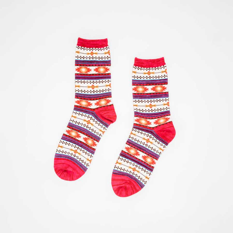 [COSPLACOOL] Autumn Winter Japan Retro British Style Cotton Pile Heap Socks Thick Women Socks Fashion Trend Bright Chaussettes