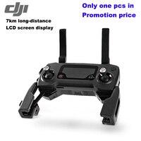 Original DJI Transmitter 7km Long OcuSync Transmission Remote Control Master Slave Controller Mode For Mavic Pro RC Drone