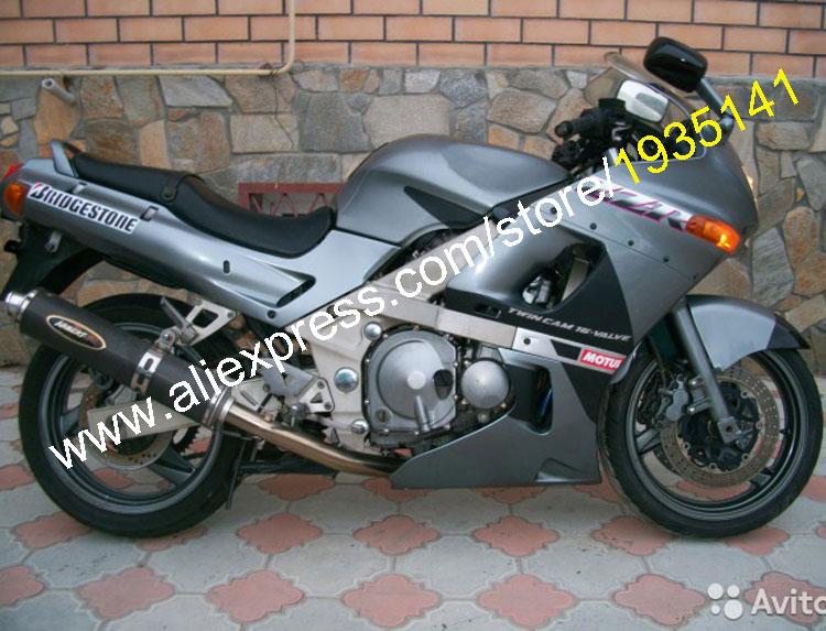 Горячие продаж,для Kawasaki ниндзя СЗР 400 частей 1993-2003 zzr400 с СЗР-400 Multi-цвета спортивных мотоциклов Обтекателя (литье под давлением)