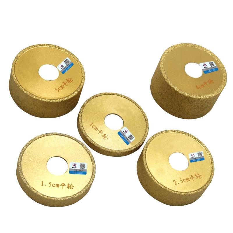 RIJILEI 74mm Litavimo deimantai Marmuras Šlifavimo diskas Kampinis - Elektriniai įrankiai - Nuotrauka 4