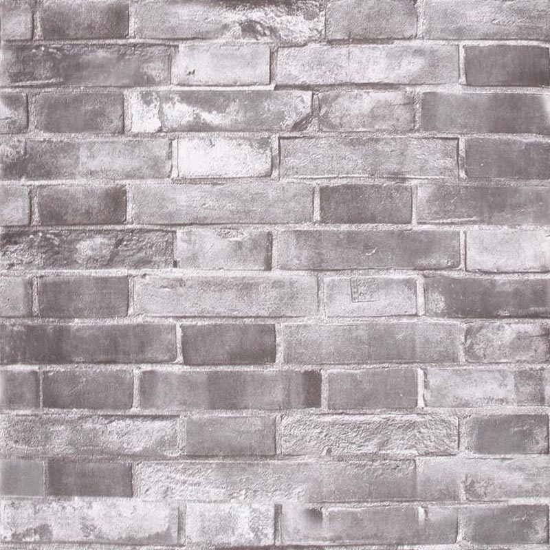 Buy high quality pvc brick wallpaper 3d for Quality wallpaper for home