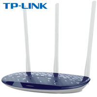 tp link Wifi Router TL WR886N Roteador Wireless 450Mbs 3 Wi fi Antenna Roteador Adsl Networking Wifi Repeater