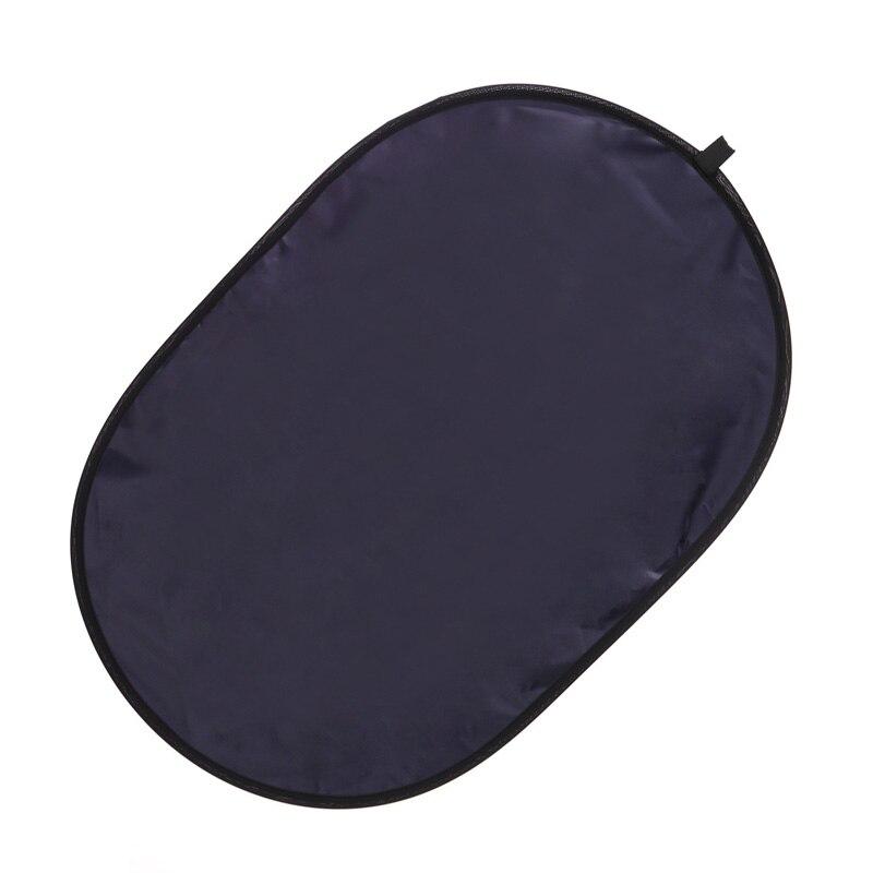 90x120 cm 7 en 1 poche Portable pliable lumière ovale photographie réflecteur Studio Multi disque Photo Studio accessoires - 3
