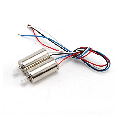 1 PCS CW CCW Motor Replace Engine Toy Parts for HR SH5H SH5HD Quadcopter RC WiFi FPV Airplane